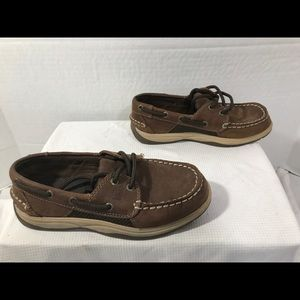 SPERRY TOP SIDER Boys Sz 2M Loafers#A141